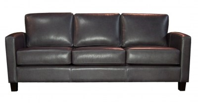 Aileen Leather Sofa