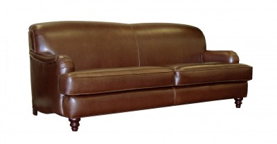 Birkshire Leather Sofa