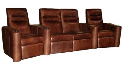 Azura 4 Seater Theatre Chairs
