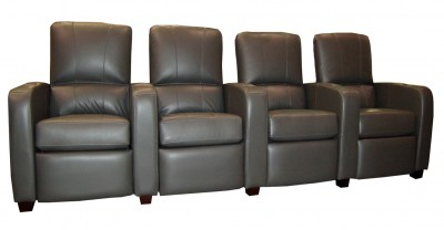 Bev 4 Seater Theatre Chairs