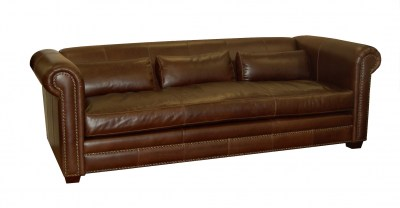 Brantford Leather Sofa